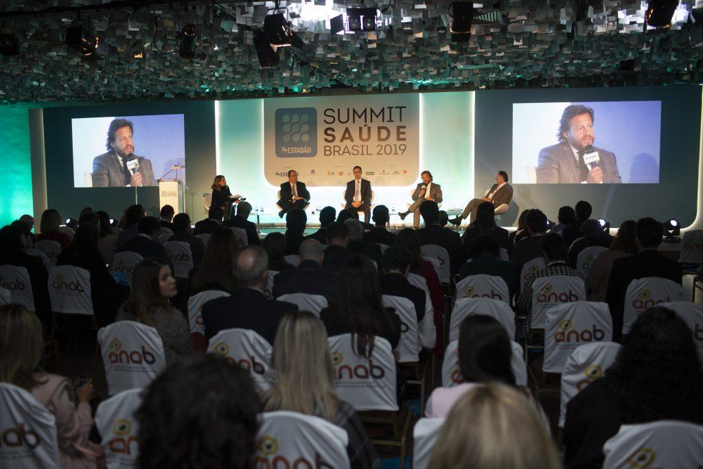 Foto Summit Saúde 2019