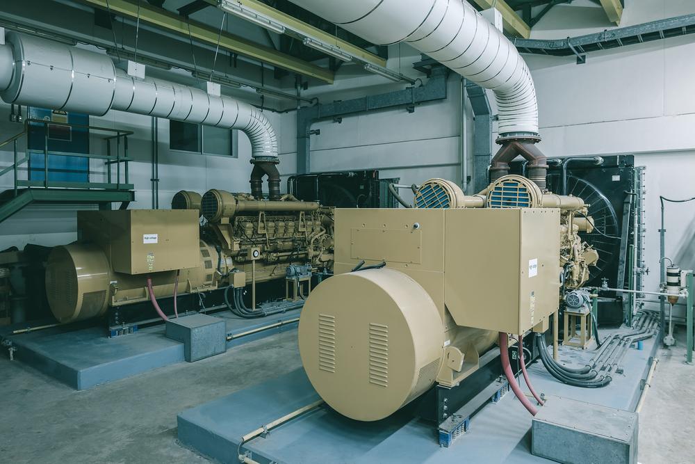 Manual da Anvisa estabelece que hospitais devem implantar geradores elétricos para garantir fornecimento contínuo de eletricidade. (Fonte: Shutterstock)